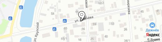 АвтоJapan на карте Якутска