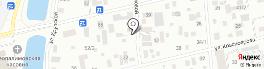AutoMax на карте Якутска