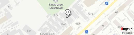 JMAUTO на карте Якутска