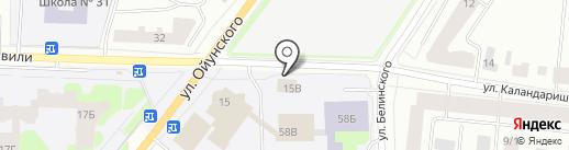 CoffeeBook на карте Якутска