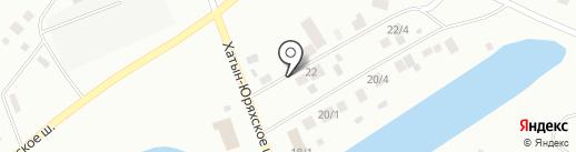 ВСЕСТО на карте Якутска