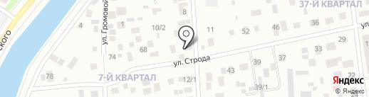 Автогранд на карте Якутска
