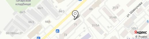 Ваш стиль на карте Якутска