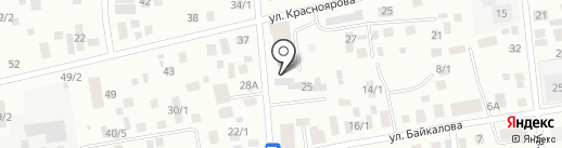 АвтоРемЗона на карте Якутска