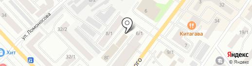 Shishka на карте Якутска