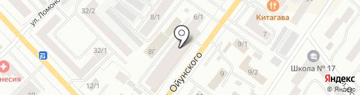 ЛаминатоФФ на карте Якутска