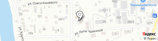 Аркан плюс на карте Якутска