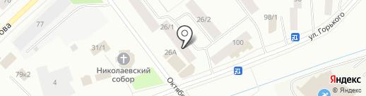 Особый ребенок, АНО на карте Якутска