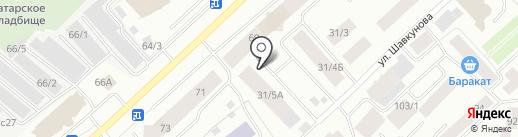 Минимаркет на карте Якутска