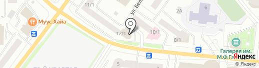 VITA HIT на карте Якутска