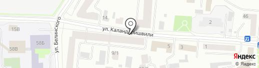 Центр досудебных и судебных экспертиз, АНО на карте Якутска