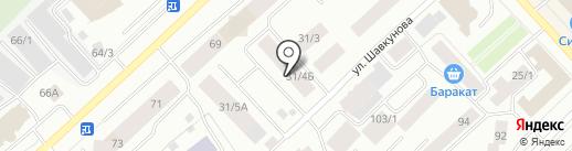 Ремонт Саха на карте Якутска