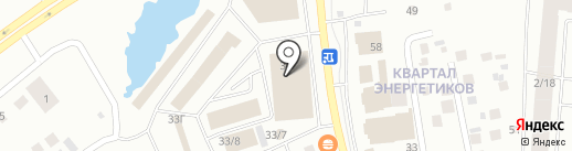 Мастер Строй на карте Якутска