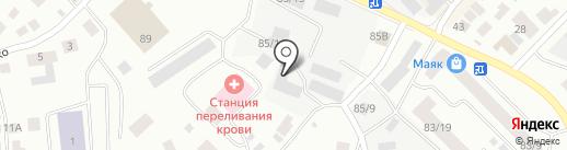 У Ашота на карте Якутска