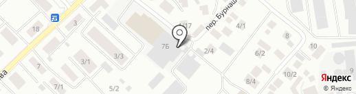 Поляр 8 на карте Якутска