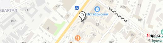 ANNA на карте Якутска