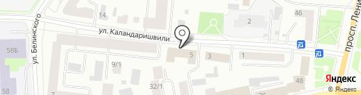 Главрыбвод, ФГБУ на карте Якутска
