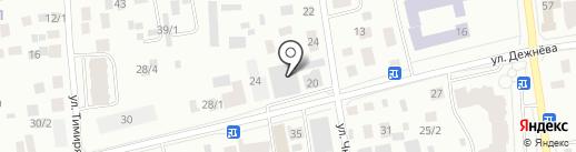 Автомастер.Ykt на карте Якутска