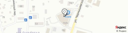 US medica на карте Якутска