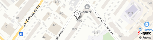 Текстильная лавка на карте Якутска