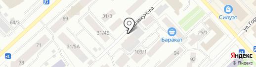 Сахаинжиниринг на карте Якутска