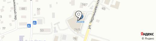 Банкомат, Сбербанк, ПАО на карте Якутска
