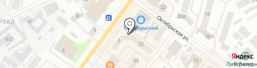 ИнженерСтрой на карте Якутска