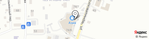 Beauty Republic на карте Якутска
