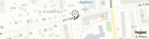 АртНорд на карте Якутска
