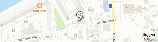АДН Групп Якутск на карте Якутска