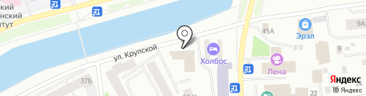 Мастерская по ремонту фотовидеоаппаратуры на карте Якутска