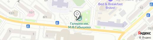 Детский музейный центр на карте Якутска