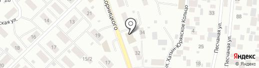 Строящиеся объекты на карте Якутска