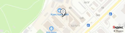 Konica на карте Якутска