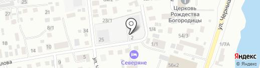 КИТ на карте Якутска