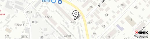 Eleve Studio на карте Якутска