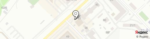 Экопроект на карте Якутска