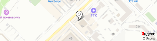 Центр оформления и страхования автомобилей на карте Якутска