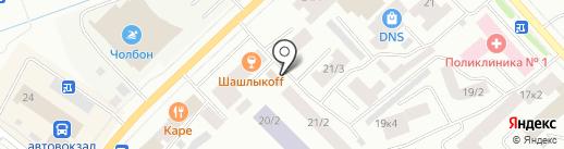 ВекторЭкспертСтройСервис на карте Якутска