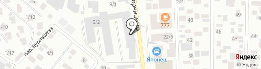 Digitronic на карте Якутска
