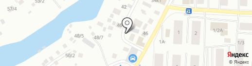 АвтоЭлит на карте Якутска