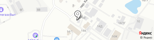 Автомастерская по ремонту автоэлектрики на карте Якутска