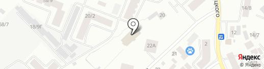 СтройМонтаж на карте Якутска