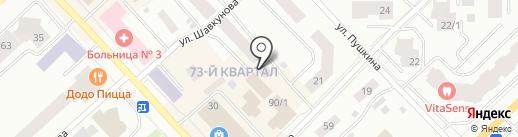 Стройплит на карте Якутска