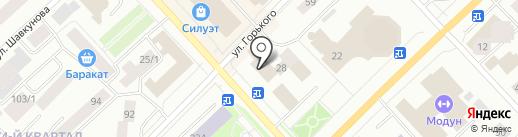 Техэксперт-Якутск на карте Якутска