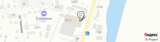 Банкомат, Россельхозбанк на карте Якутска