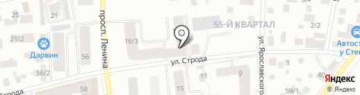 СтройТрансЛогистик на карте Якутска