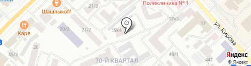 UNION на карте Якутска