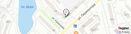 Академия улыбки на карте Якутска