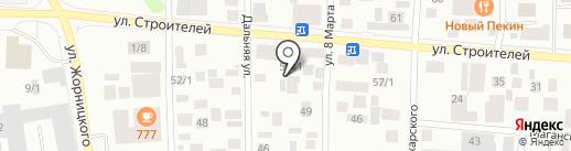 MasterОфис на карте Якутска